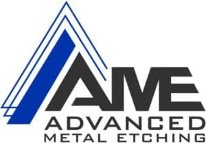 Advanced Metal Etching Logo